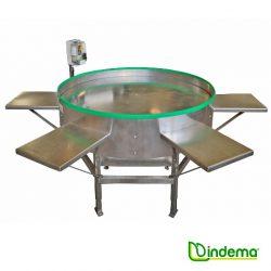 mesa giratoria